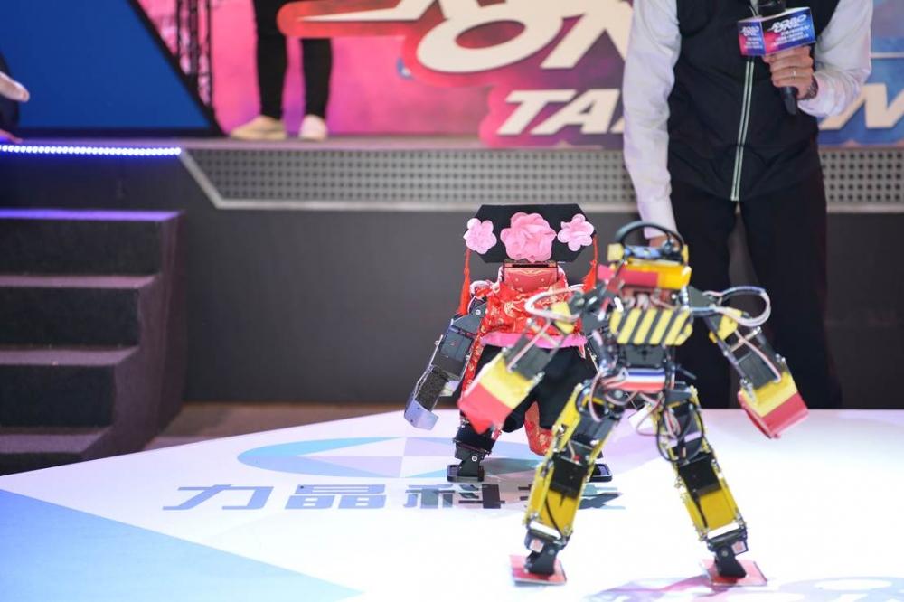 ROBO-ONE首度登台!機器人競技在台北國際電玩展熱烈對決!台灣今年五月將舉辦ROBO-ONE TAIWAN第1屆正式大賽!