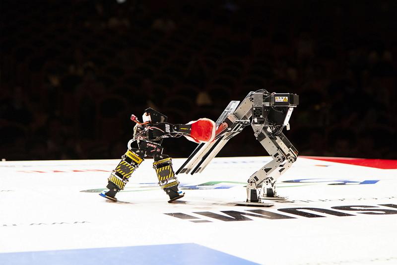 【第一屆ROBO-ONE TAIWAN 二足機器人競技大賽】更新賽事資訊