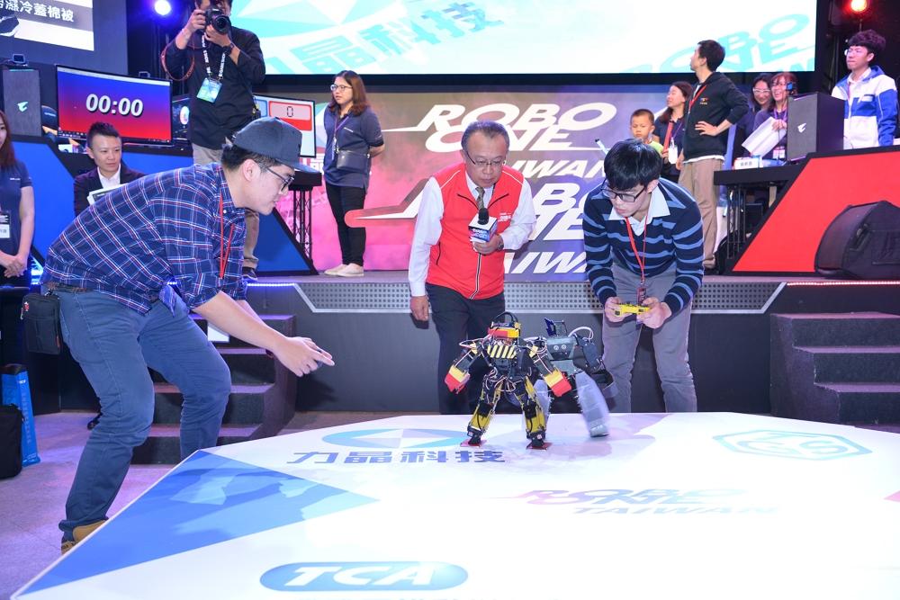 更新賽事資訊─為全力培育臺灣選手在國際上發光發熱,本次總獎金及獎品再創相關賽事新高,期待選手們一同為台灣機器人發展寫下嶄新篇章。